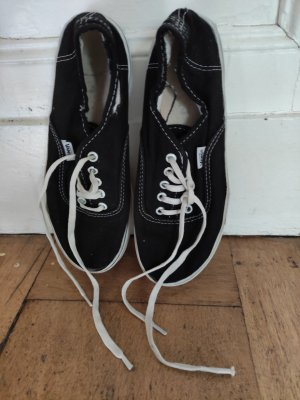 Vans Chaussure skate noir
