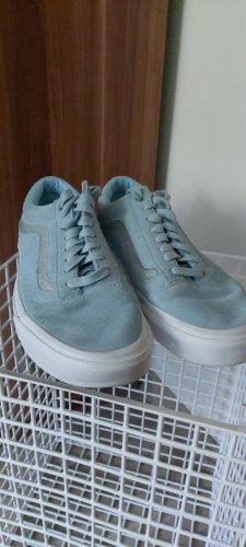 Vans Skater Shoes light blue