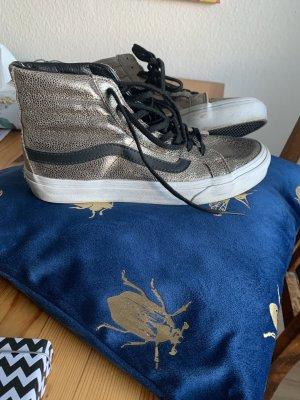 Vans Skater Shoes gold-colored