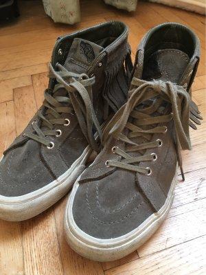 Vans Skater Shoes khaki
