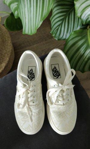 Vans Zapatos de patinador blanco-crema