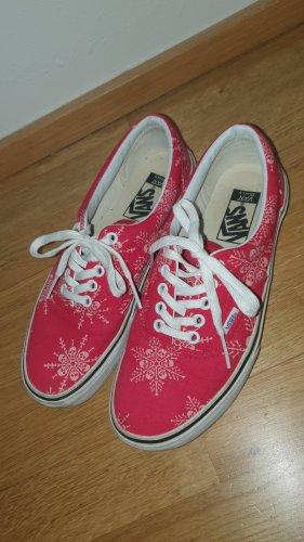 Vans Chaussure skate rouge
