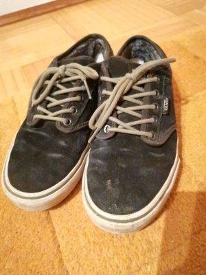 Vans Lace-Up Sneaker khaki