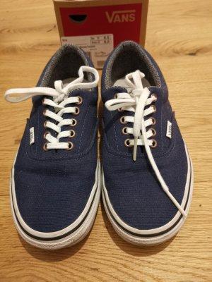 Vans Chaussure skate cognac-bleu foncé