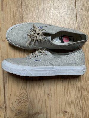Vans Skaterschoenen licht beige