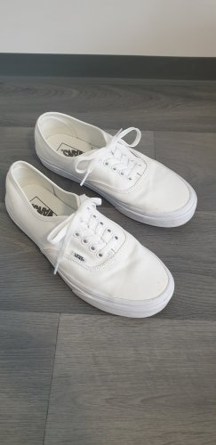 Vans Authentic Sneaker Weiß Unisex