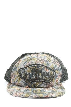Vans Cappello da panettiere Stampa a tema stile casual