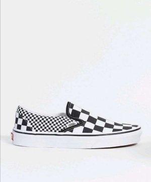 Vans Slip-on Sneakers white-black
