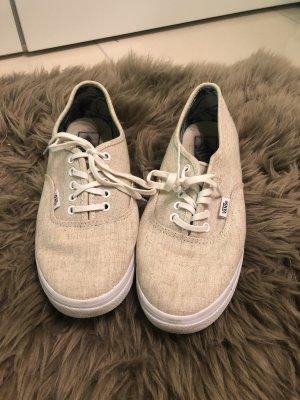 Vans Zapatos brogue beige