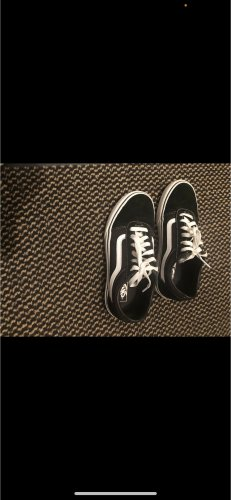 Vans Buty skaterskie czarny-biały