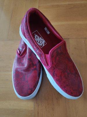 Vans Classic Slip-On aus Leder