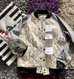 Vans College Jacket oatmeal-light grey