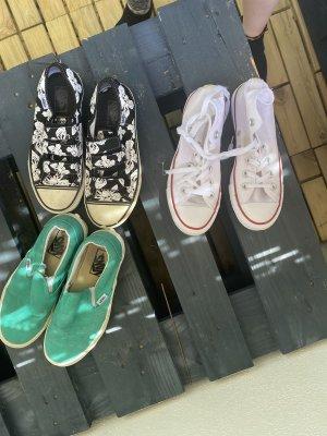 Vans, Converse