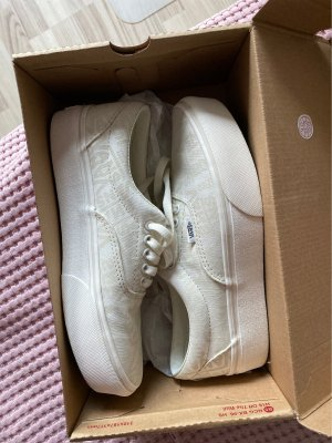 Vans Skaterschoenen wolwit-wit