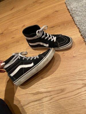 Vans Skaterschoenen zwart-wit