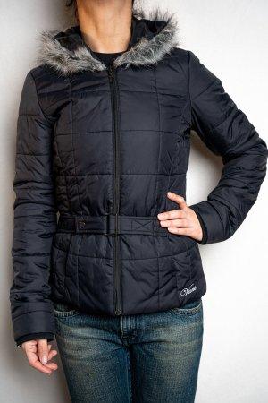 ✅ Vans Jacke Übergangsjacke Dunkelblau Größe S / M Damen