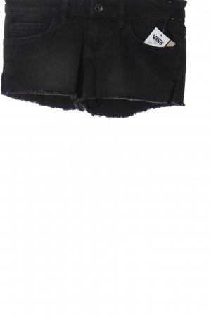Vans Denim Shorts black casual look