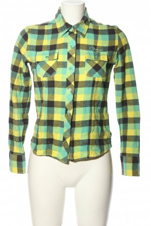 Vans Checked Blouse check pattern casual look