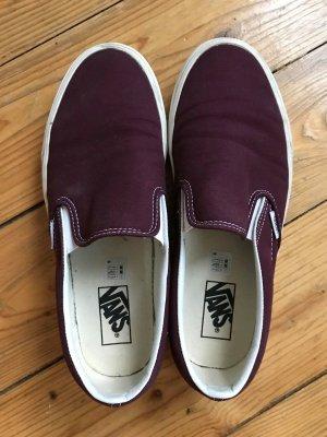 VANS klassische Slip-On Unisex Schuhe, Größe 42