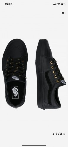 Vans Leather Sneaker