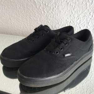 VANS · Low Sneaker · Skate Schuhe · 24cm (Gr. 38) · schwarz