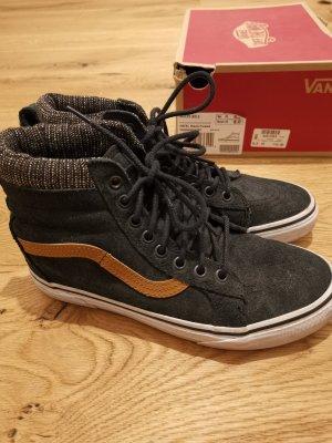 Vans Chaussure skate noir-brun