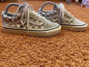 Vans Chaussure skate crème-lilas