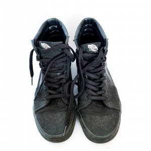 Vans Zapatillas altas negro