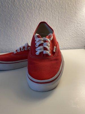 Vans Rot