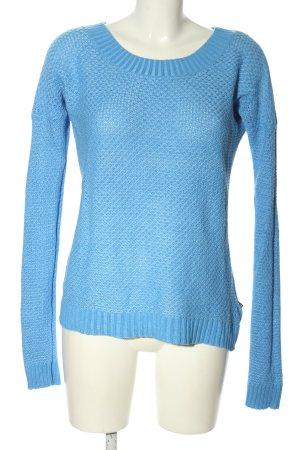 Vans Crewneck Sweater blue casual look