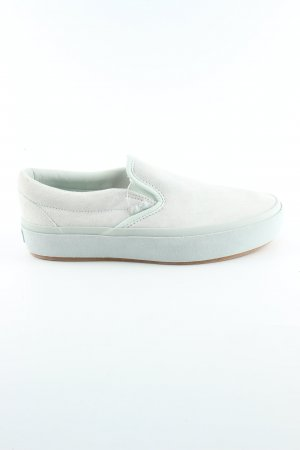 Vans Slip-on Shoes light grey casual look