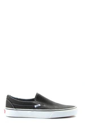 """Vans Sneaker slip-on """"classic slipon eyeblk"""" nero"""