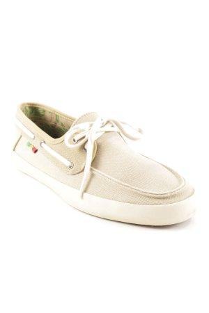 Vans Schnürschuhe beige Casual-Look