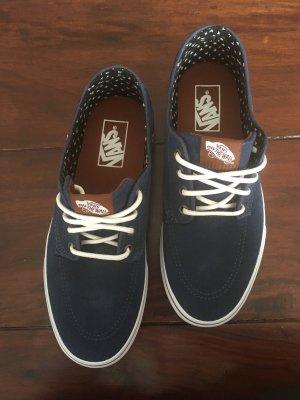 Vans Schuhe, Marine Blau, NEU