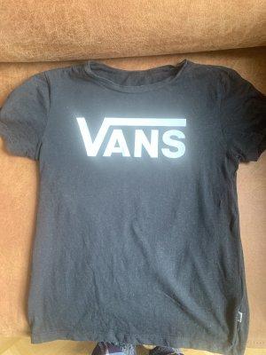 Vans Shirt schwarz neu