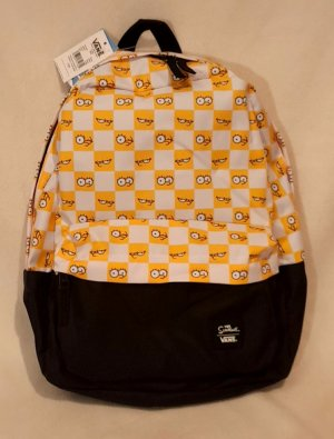Vans Backpack Trolley yellow