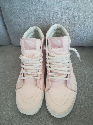 Vans Skater Shoes dusky pink