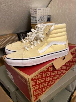 Vans Sk8-Hi Vanilla Custard/True White