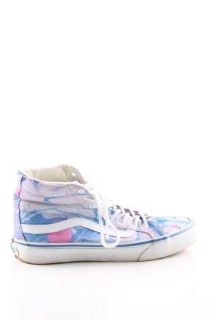 Vans Skaterschuhe abstraktes Muster Casual-Look