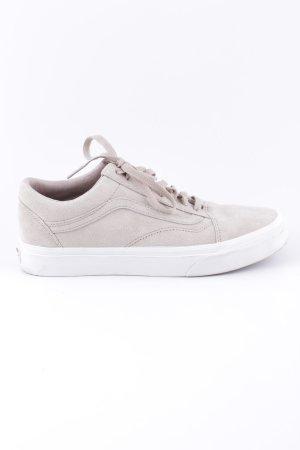 Vans Skaterschuhe weiß-creme Casual-Look