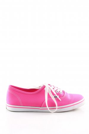 Vans Skaterschuhe pink Casual-Look