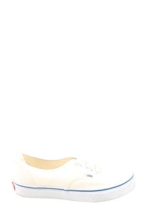 Vans Zapatos de patinador crema look casual