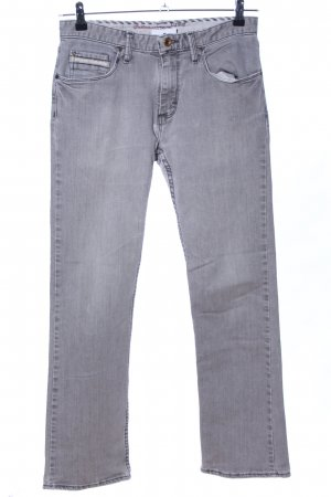 Vans Slim Jeans hellgrau Casual-Look