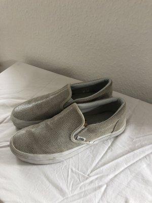Vans Skater Shoes white-grey