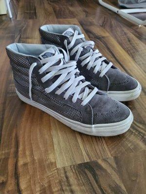 Vans High top sneaker grijs