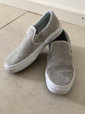 Vans Slip-on Sneakers silver-colored-light grey