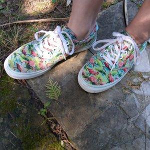 Vans Sneaker Flamingos