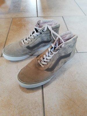 VANS Sneaker Mid High