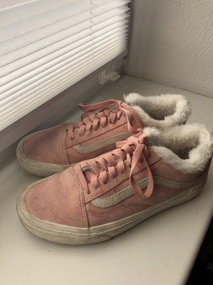 Vans Sneaker mit Fell