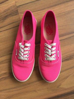 Vans Sneaker pink Gr. 36